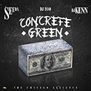 SEEDA, DJ ISSO, DJ KENN「CONCRETE GREEN [ limited edition ]」
