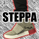 JUSTY WIDE「STEPPA」