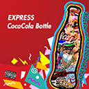 EXPRESS「COCA COLA BOTTLE」