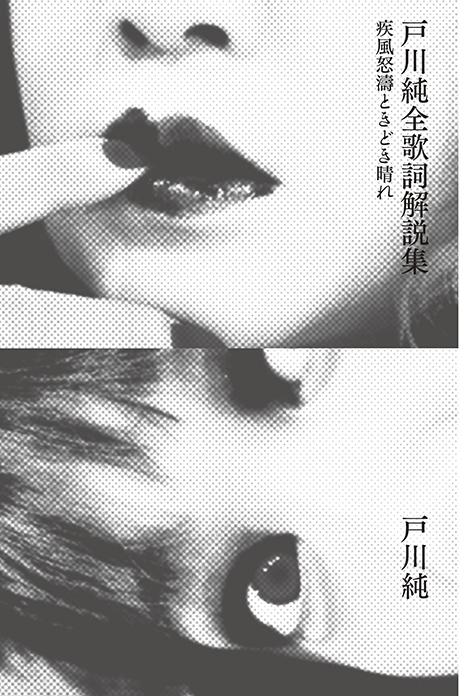 戸川純全歌詞解説集――疾風怒濤ときどき晴れ