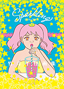 Sparkling - Chika Takei Art Collection Book