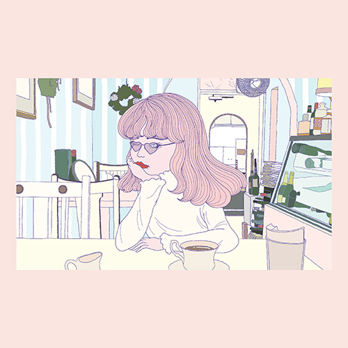 SATO MOKA「Lukewarm / 最低な日曜日feat.鶴岡龍(LUVRAW)」