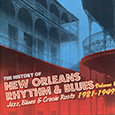 The History Of New Orleans Rhythm & Blues Volume.1 1921-1949