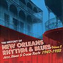 V.A.「The History Of New Orleans Rhythm & Blues Volume.2 1947-1953」