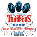 THE ALABAMA STATE TROUPERS「ROAD SHOW」