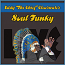 """EDDY """"THE CHIEF"""" CLEARWATER「Soul Funky - Live At SPACE」"""