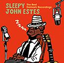 SLEEPY JOHN ESTES「The Best Delmark Recordings」