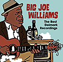 BIG JOE WILLIAMS「The Best Delmark Recordings」