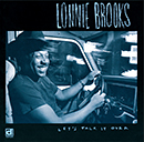 LONNIE BROOKS「Let's Talk It Over」