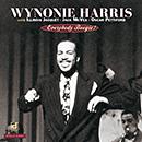 WYNONIE HARRIS「Everybody Boogie!」