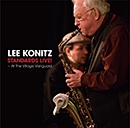 LEE KONITZ「Standard Live ~ at the Village Vanguard」