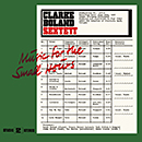 CLARKE-BOLAND SEXTETT「Music For The Small Hours」