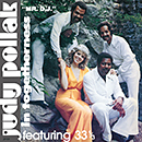 "JUDY POLLAK+33 1/3「In Togetherness""MR.D.J.""」"