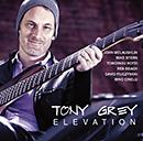 TONY GREY「Elevation」