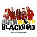 Snow White Blackbird