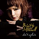 BRIGITTE MITCHELL「don't explain」