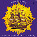 LEO'S SUNSHIPP「We Need Each Other」