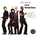 THE BRAND NEW HEAVIES「The Brand New Heavies」