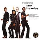 THE BRAND NEW HEAVIES「The Brand New Heavies」