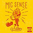 Funkymic「MIC SENSE NICE」