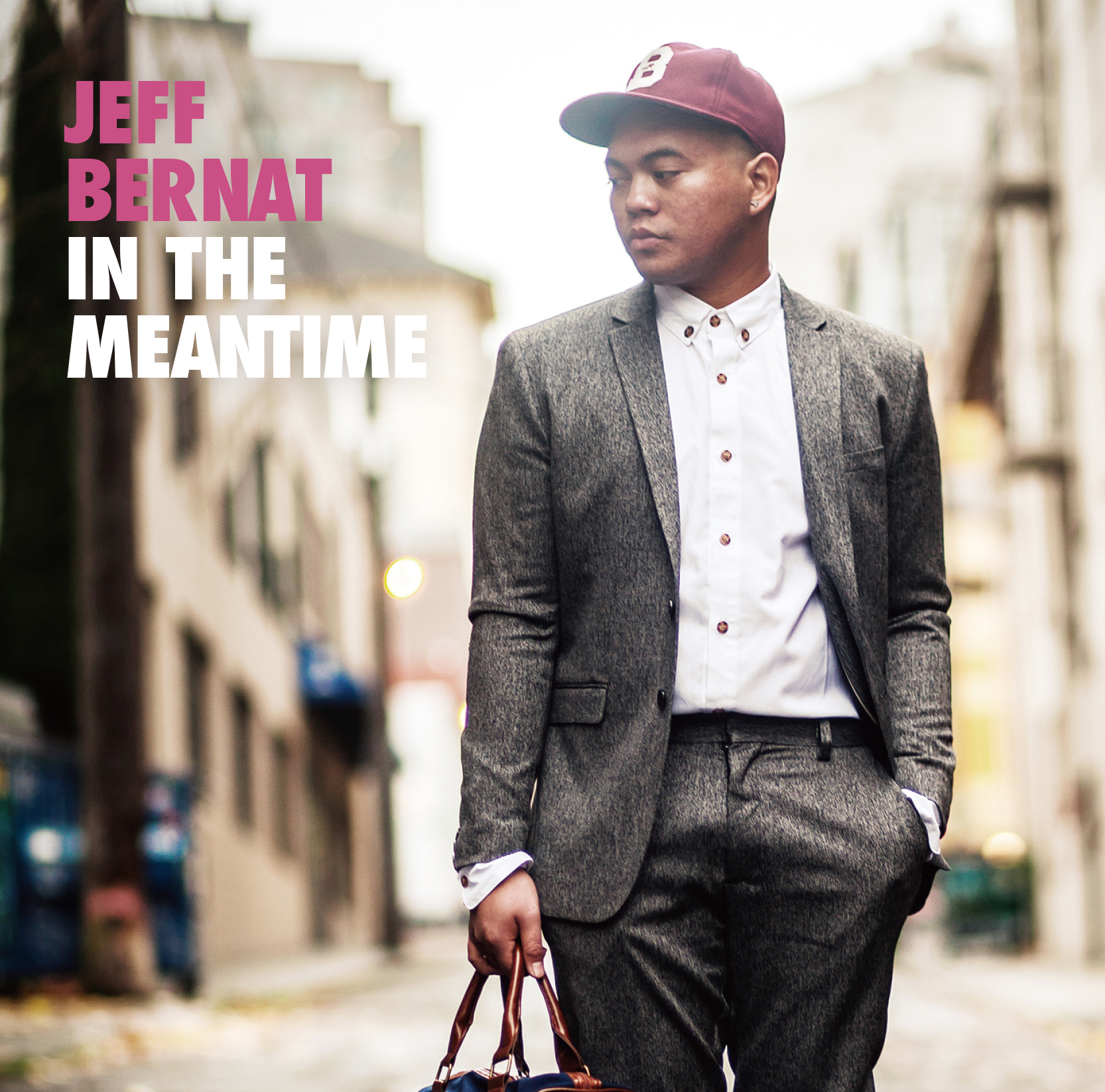 JEFF BERNAT「In The Meantime」
