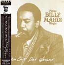 PRINCE BILLY MAHDI WRIGHT「You Got Dat Wright」
