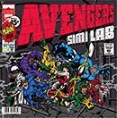 SIMI LAB「Avengers 12inch」