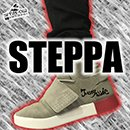 JUSTY WIDE「STEPPA」