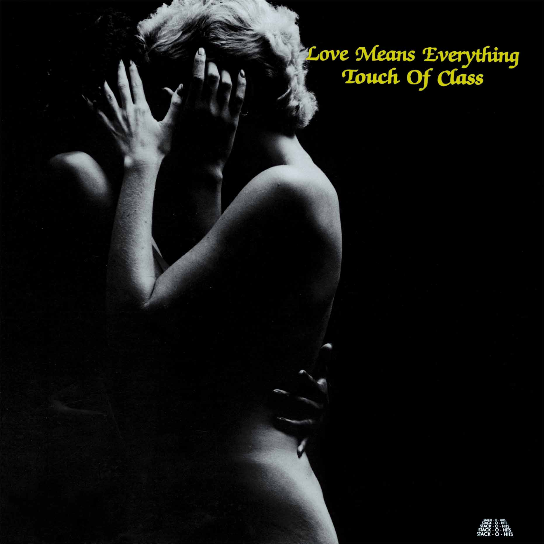 TOUCH OF CLASS「Love Means Everything」