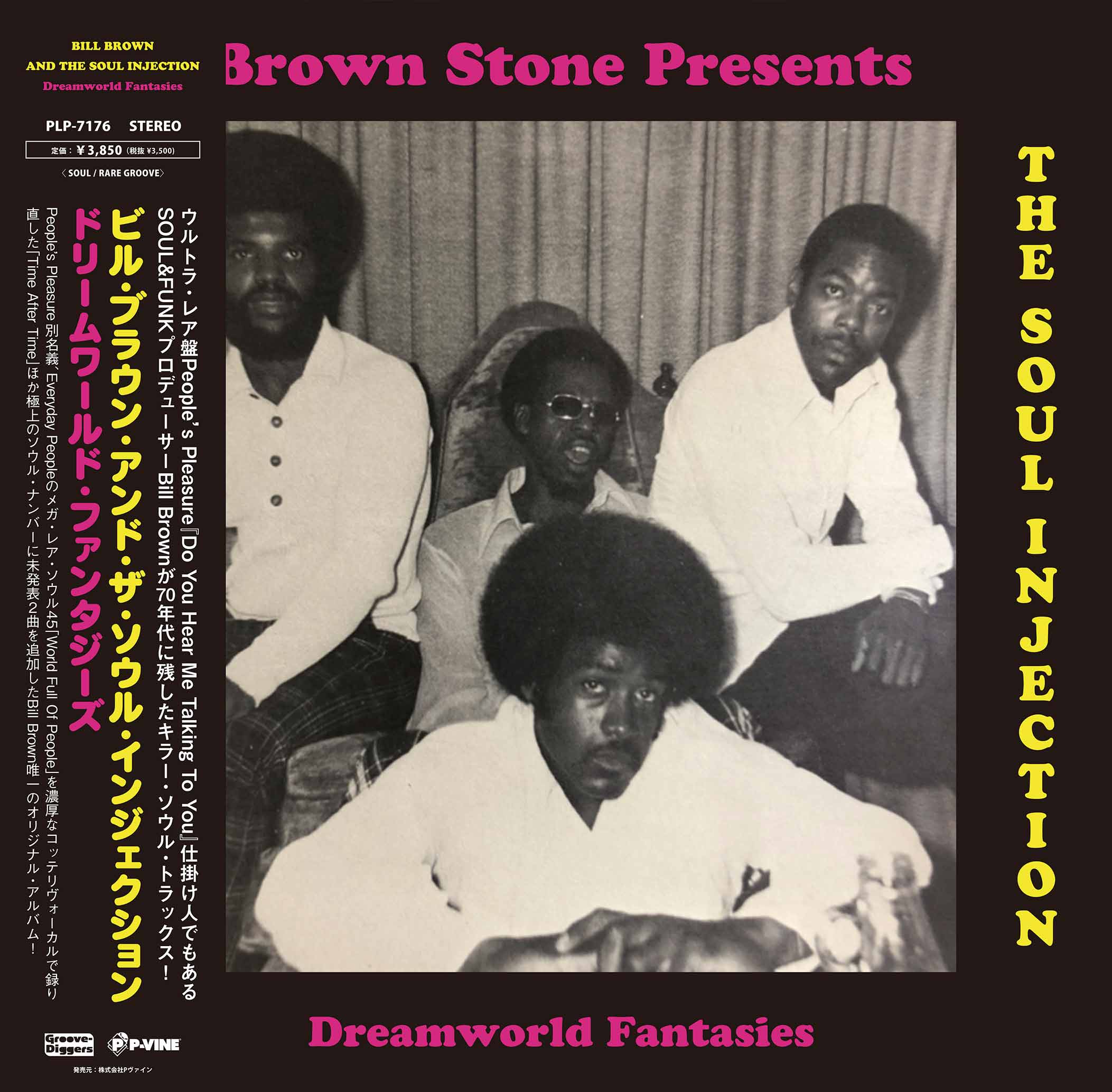 BILL BROWN AND THE SOUL INJECTION