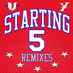 "VIKNのBES、GUINNESS、A-THUG、NIPPSをフィーチャーした""Starting 5""のリミックスEPが配信限定でリリース!"