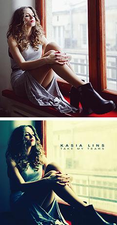〈ジャズ meets ネオ・ソウル〉なデビュー・アルバムが大好評なKasia Lins。アルバムから「Ain't Gonna Wait」のミュージック・ビデオが公開中!!