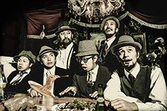 マウンテン・モカ・キリマンジャロ Gt. BobsanがFM KYOTO α-station 「KYOTO AIR LOUNGE」に生出演!