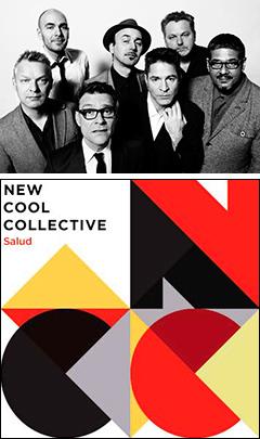 新作アルバムを9/4にリリースする、オランダの人気ジャズ・コンボ、NEW COOL COLLECTIVE。東京ジャズへの出演決定!!