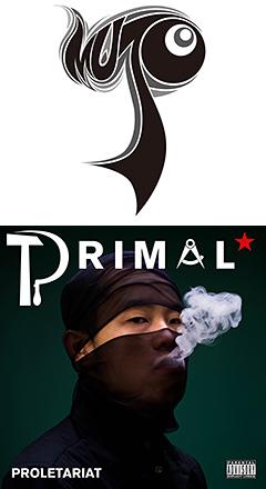 PRIMALの来月にリリースを予定しているセカンド・アルバム『Proletariat』の詳細決定。