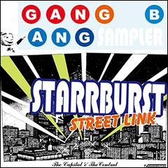 """噂のフリーEPからCAMPANELLA & TOSHI MAMUSHI""""street link""""のSTARRBURSTによるREMIXが公開!"""