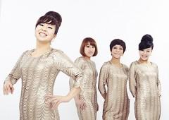 ロッキン・ソウル歌謡 4 WOMEN =「ズクナシ」の怒涛の新作アルバムからミュージック・ビデオが到着!