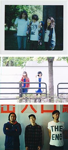 初のジャパン・ツアーが間近のパラキート、9/5ネスト公演にユーリ・ガガーンが急遽参戦決定!!