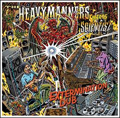 【訂正】THE HEAVYMANNERSのリリースパーティー日程変更と、名古屋公演追加のお知らせ。