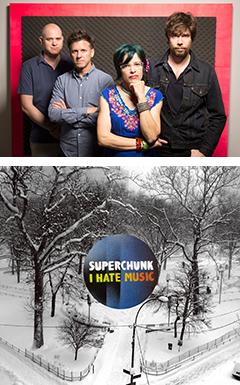 スーパーチャンク、サイコーのニュー・アルバム『アイ・ヘイト・ミュージック』から、「Me & You & Jackie Mittoo」のMVが到着!SUPERCOOL!