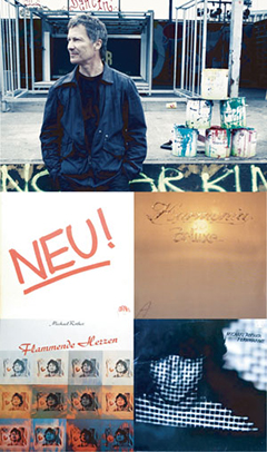Michael Rother presents [the music of NEU! and Harmonia plus selected solo works]at 東京