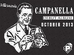 CAMPANELLAのファースト・アルバム、タイトルや参加アーティストの詳細が決定!リリースは少し延期となり、11/13に決まりました!