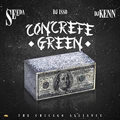SEEDA&DJ ISSOによるミックス・シリーズCONCRETE GREEN復活に先行して、SCARS、DOK2、mikE maTida参加の限定シングルをワンコイン価格にて緊急発売!ビートはシカゴの在米日本人プロデューサーDJ KENN!
