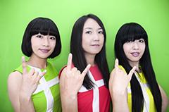 「大阪ロックデイ 2014」少年ナイフ、後藤まりこ、MELT-BANANA、三上寛ら出演