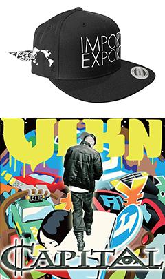 VIKN x BOUNTY HUNTERのコラボ・キャップがついに発売!