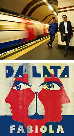 久々となる新作アルバム『Fabiola』をリリースしたDA LATA。アルバムに収録されたJoão Boscoのカバー曲のミュージック・ヴィデオが公開中!!
