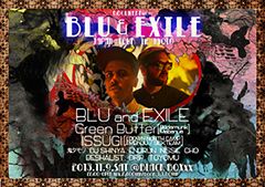 ISSUGI & BUDAMUNK [DOCUMENT vol.95 -Blu & Exile Japan Tour 2013-]at 京都