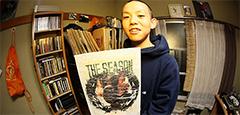 ソロ・デビュー・アルバム『THE SEASON』のリリースを控えているfebbがSSTV「BLACK FILE / オタク in THA HOOD」に登場!本日23時オンエア!