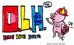 <LIVE情報>11/23(土)市場大介さんのイベント「大BADA祭」@渋谷UPLINKにOnly Love Hurts(旧面影ラッキーホール)のaCKy とソネちゃんが出演!これはレアな編成!