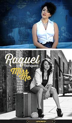 テス・ヘンリーに続く2014年注目のソウルポップ歌姫Raquel Rodriguezが放つ、LIVE感溢れる珠玉のアルバムが本日iTunes独占先行解禁!